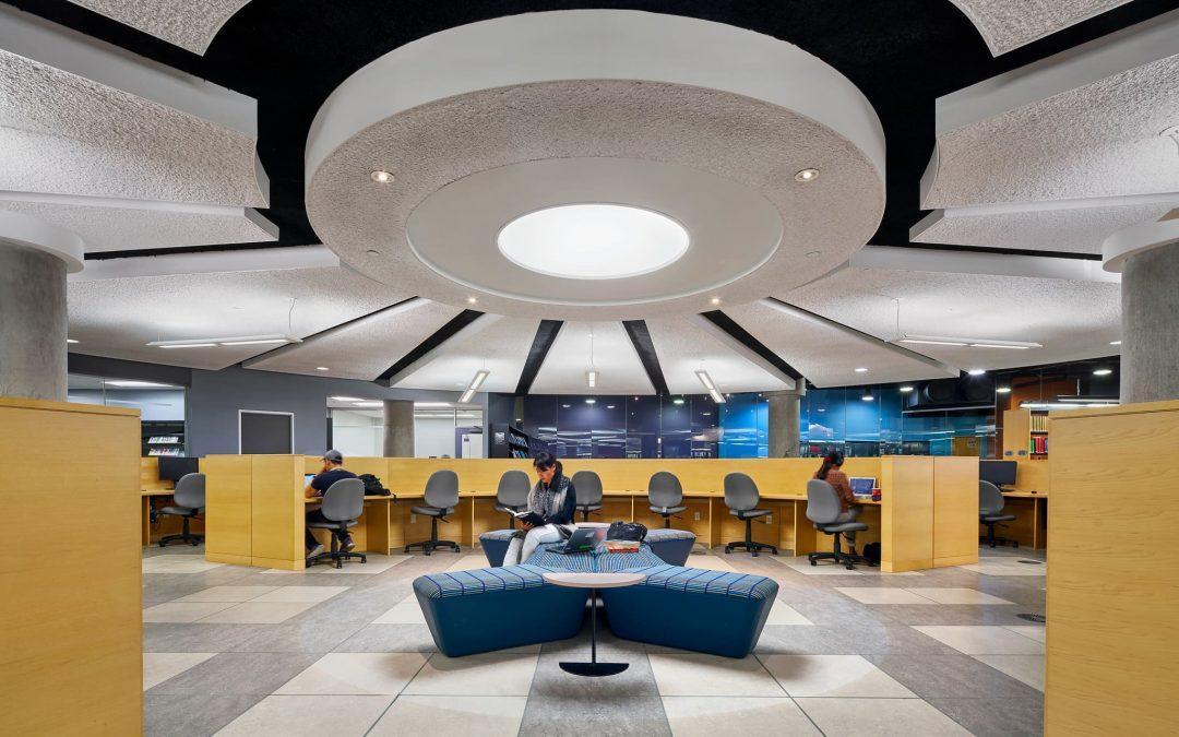 SFU Surrey Library and Tech Desk